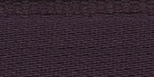 Молния riri атлас. никель,неразъем., 1замок 4мм,16см, тип подвески FLASH, цвет цепи Ni, цвет  темно-фиолетовый