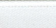 Молния riri атлас. золото, разъем,1замок 4мм, 60см, тип подвески FLASH, цвет цепи GO, цвет белый