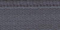 Молния riri атлас. никель,неразъем., 1замок 4мм,16см, тип подвески FLASH, цвет цепи Ni, цвет серый стальной