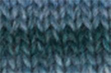 Пряжа Azteca Fine  (Ацтека Файн) 214 сине-бирюзовый