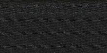 Молния riri атлас. никель,неразъем., 1замок 4мм,18см, тип подвески FLASH, цвет цепи Ni, цвет черный