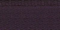 Молния riri атлас. никель,разъем., 1замок 4мм, 60см, тип подвески FLASH, цвет цепи Ni, цвет темно-фиолетовый