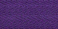 Молния Meras потайная неразъемная, 1 замок 3мм 60см, цвет 2507 ярко-фиолетовый