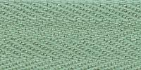 Молния Meras потайная неразъемная, 1 замок 3мм 60см, цвет 2712 бледно-зелёный