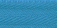 Молния Meras потайная неразъемная, 1 замок 3мм 60см, цвет 2622 темно-голубой