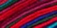 Adelia «MIA PRINT» № 20 красный-зеленый-синий-бордовый