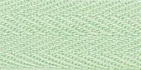 Молния Meras потайная неразъемная, 1 замок 3мм 60см, цвет 2707 светло-салатовый