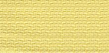 Молния Meras потайная неразъемная, 1 замок 3мм 60см, цвет 2308 светло-желтый