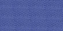 Молния Meras потайная неразъемная, 1 замок 3мм 60см, цвет 2605 синий