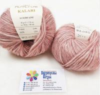 Пряжа Калари (Kalari), цвет 1638 розовый