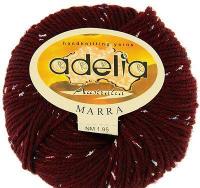 Adelia Marra №090 т.т.бордовый