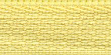 Молния Meras потайная неразъем, 1 замок 3мм 50см, цвет светло-желтый