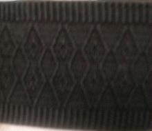 Резинка  50мм черная