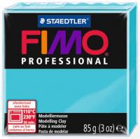 Полимерная глина FIMO «PROFESSIONAL» цвет бирюзовый