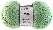 Адмирал (Admiral), 100 гр., цвет 6760 салатовый