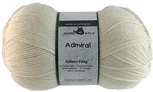 Адмирал (Admiral), 100 гр., цвет 990 белый