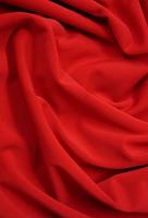 Трикотаж красный