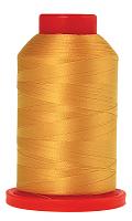 Оверлочная полупрозрачная нить,  SERALENE, 2000 м  №0118 желтый