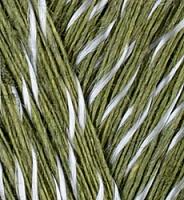 «Блестящий лён»  № 013 Тм. оливковый