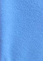 Флис голубой