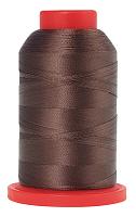 Оверлочная полупрозрачная нить,  SERALENE, 2000 м  №1182 коричневый