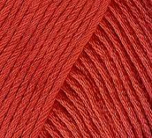 Пряжа Троицкая «Подснежник» № 0043 красный