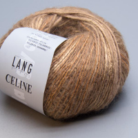 Пряжа CELINE, цвет 0096 песочный