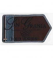 """Термоаппликация """"San Granja"""", 16,8 х 9,9 см"""