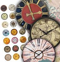 Материалы для создания часов