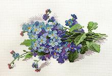 """Набор для вышивания """"Букет незабудок"""" по рисунку К. Кляйн"""