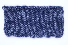 Гарден (45% шелк, 30% шерсть, 18% мохер, 7% хлопок 220м/100) 1058 синий