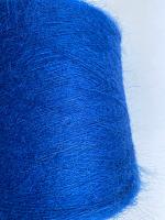 Superkid Суперкид  (70 % мохер, 5 % шерсть, 25 % полиамид) 1000 м/100) 712 - ярко-синий