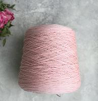 Бандалино ( 90% меринос, 10% полиамид, 3м/1г) 6990 - розовый
