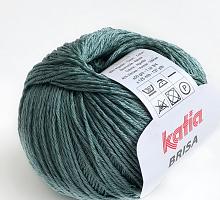Пряжа Brisa, цвет 37 средний зеленый
