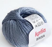 Пряжа Brisa, цвет 45 пастельно-голубой