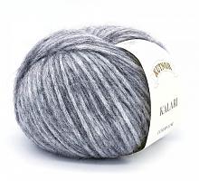 Пряжа Калари (Kalari) 1611 серый меланж