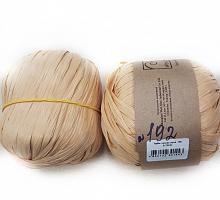 Пряжа Рафия (Raffia), цвет 192 чайная роза