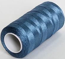 Сеам Сапфир Люкс ( Гарус) 757 синий стальной