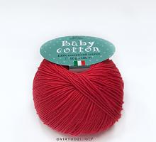 Baby Cotton (Бэби Коттон) 18 ярко-красный