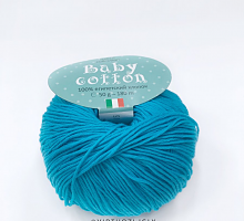 Baby Cotton (Бэби Коттон) 48 турецкая бирюза