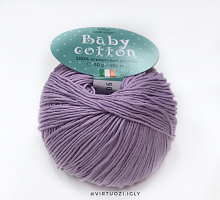 Baby Cotton (Бэби Коттон) 30 сирень