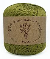 Лен Flax 038 оливка