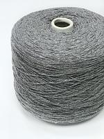 Ремида (92% хлопок, 8% люрекс, 300м/100г) 6020 серый