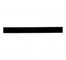 Лента бархатная 6 мм, черная