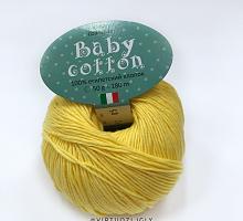 Baby Cotton (Бэби Коттон) 12 желтый