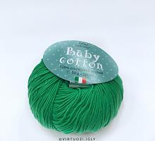 Baby Cotton (Бэби Коттон) 45 ярко-зеленый