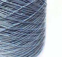 Кабле 5 (Cable 5)(100% хлопок 330/100г) 59 голубой