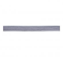 Лента бархатная 6 мм, серый