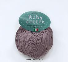 Baby Cotton (Бэби Коттон) 162 мокко (бобинный, цена за 1 грамм)