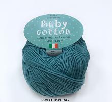 Baby Cotton (Бэби Коттон) 49 бирюзовый